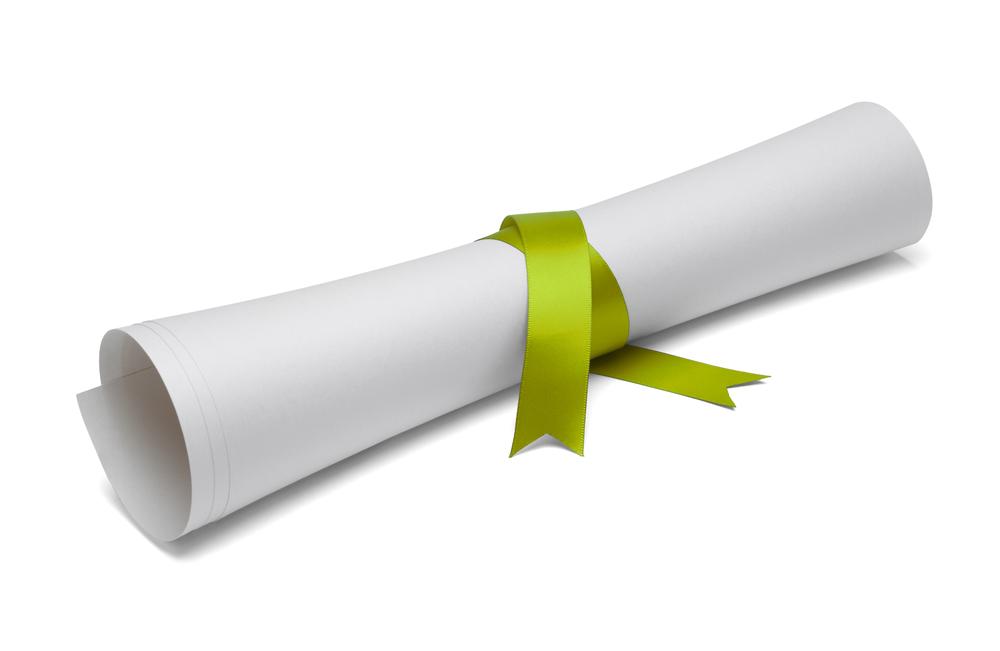 green-diploma